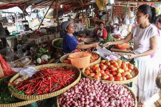Kemtan: Indonesia swasembada cabai & bawang merah