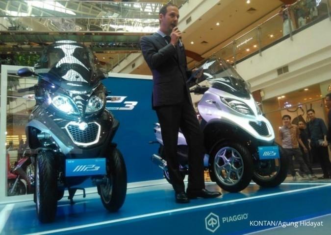 Piaggio pede ekspansi bisnis di Indonesia