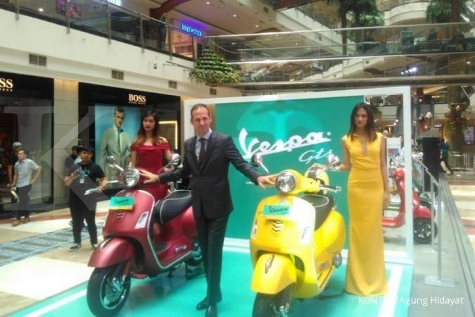 Piaggio Indonesia luncurkan tiga produk baru