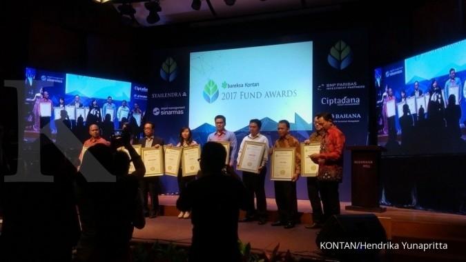 Bareksa Kontan Fund Award pacu kualitas reksadana