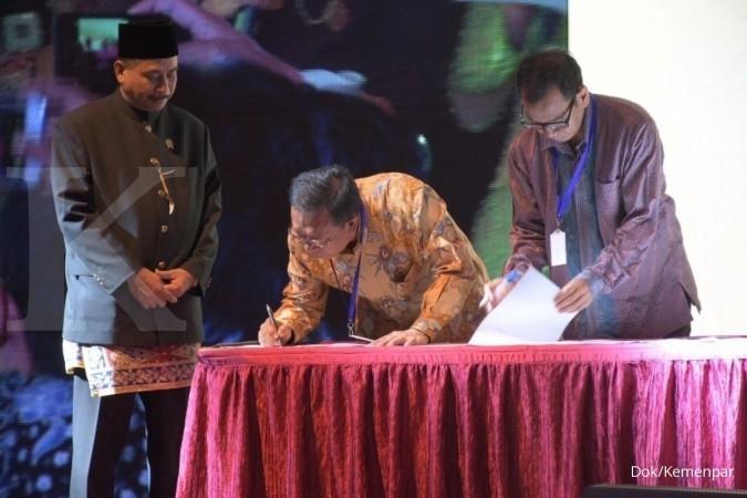 IATA JAS Airport resmi jadi official partner Kempar