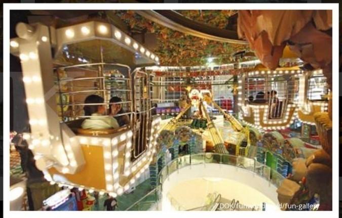 Ekspansi Funworld sasar mall dan timur Indonesia