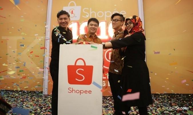 Cara Shopee geber transaksi penjualan