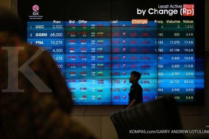 Enam saham pilihan trading untuk Jumat