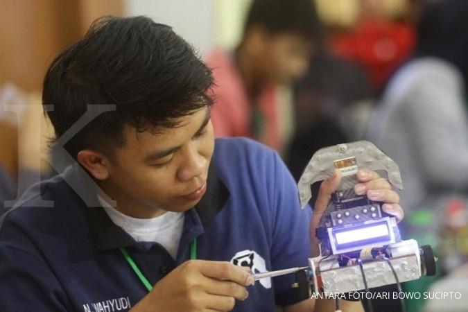 Siemens gelar kompetisi robotik