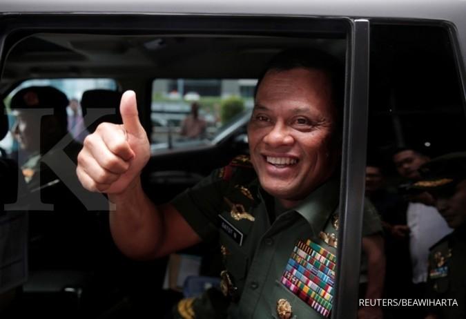 Jenderal Gatot ditolak masuk Amerika Serikat