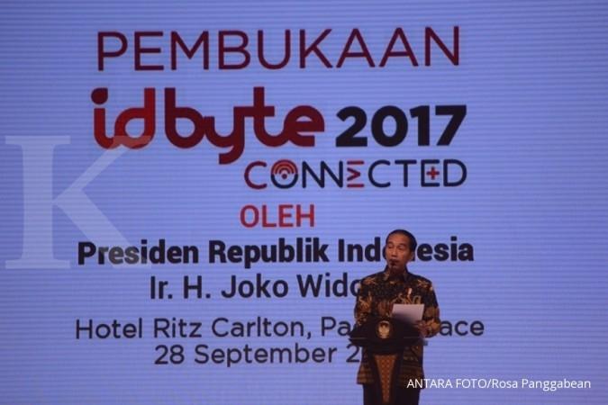 Simak pesan presiden untuk startup Indonesia