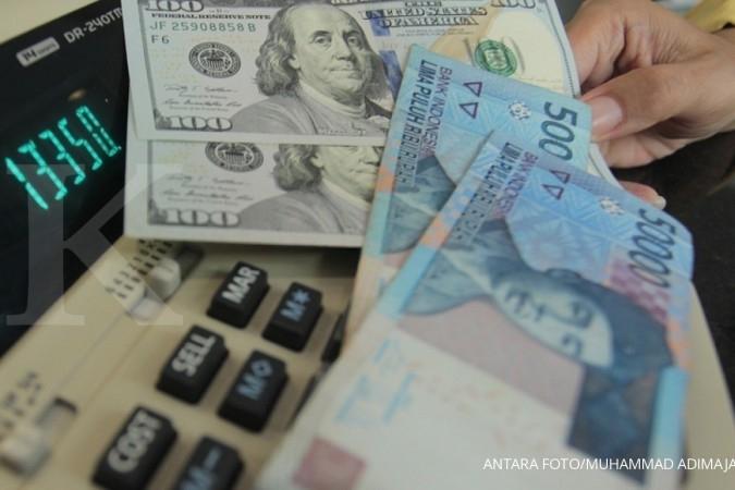 Faktor eksternal sandera kurs rupiah