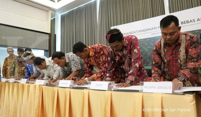 Cegah karhutla, Asian Agri beri insentif ke desa