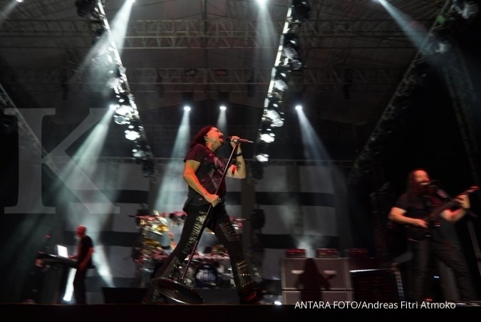 Susul Slipknot, Dream Theater juga batal konser di Indonesia
