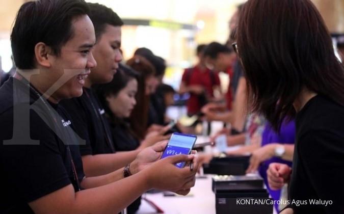 Penuhi TKDN,Samsung harap produk ilegal diberantas