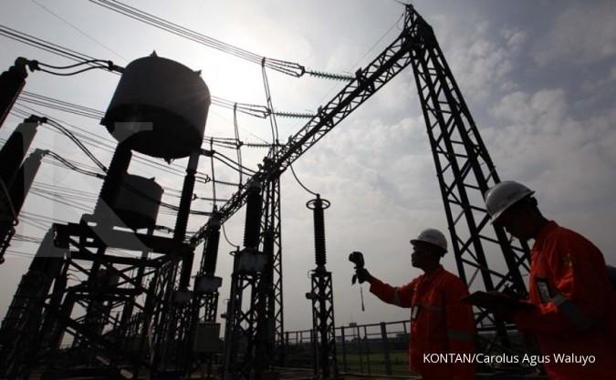 Beban puncak listrik Jawa-Bali meningkat