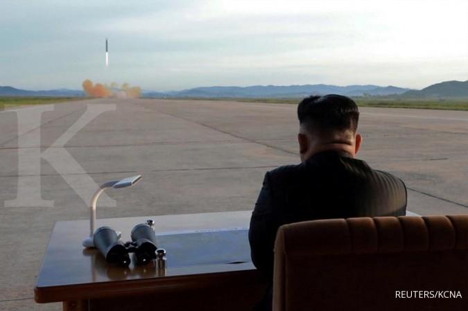 Peretas Korut curi rencana pembunuhan Kim Jong Un