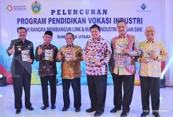 416 perusahaan & 1.245 SMK jalin vokasi Industri
