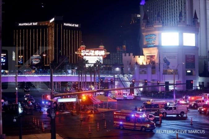 Penembakan di Las Vegas: 2 tewas, 24 terluka
