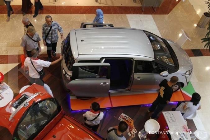 Kenaikan kredit macet mengganjal penjualan mobil