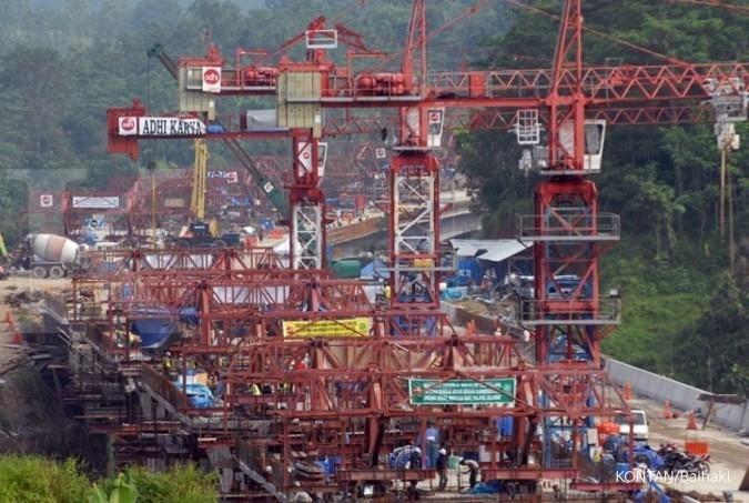 BUMN konstruksi mengurangi order proyek swasta