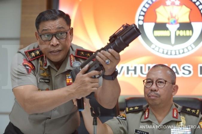 TNI ambil 5.932 amunisi milik Brimob, Ada apa?