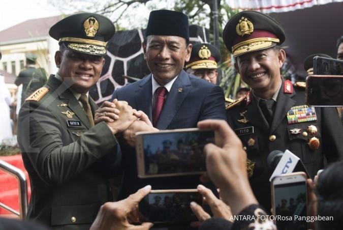 Setelah pensiun Panglima TNI terjun ke politik?