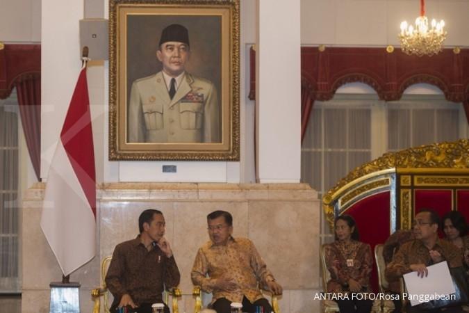Survei: 68,3% puas dengan kinerja Jokowi-JK