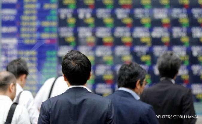 Bursa Asia mencari arah jelang FOMC