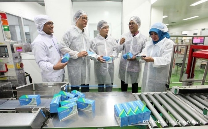 PYFA KLBF Bisnis farmasi berpeluang tumbuh tahun ini