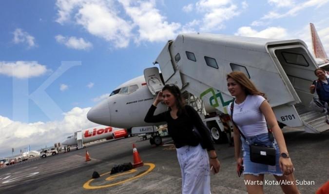 Hore, larangan terbang dari China ke Bali dicabut
