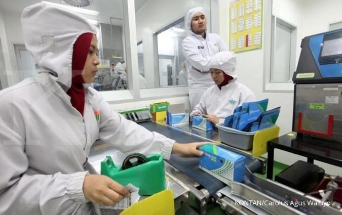 KLBF Ada sinyal lonjakan permintaan obat, Hexpharm Jaya siap tambah kapasitas produksi