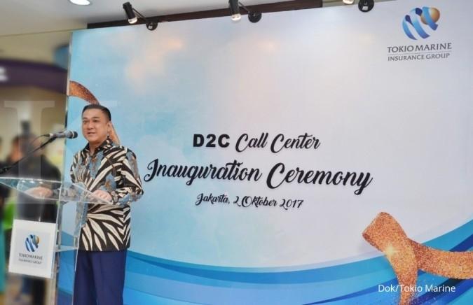 Tokio Marine resmikan fasilitas call center