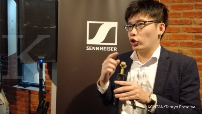 Sennheiser serius garap produk 3D video sound
