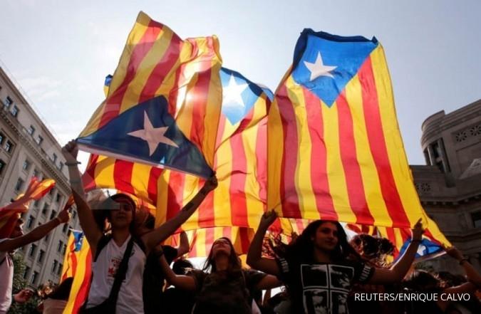 Spanyol minta maaf, krisis Catalunya mereda