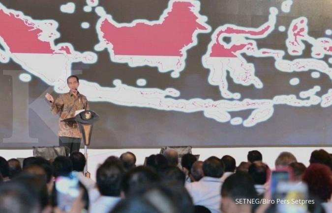 Jokowi: Bahan baku mahal penyebab tak kompetitif