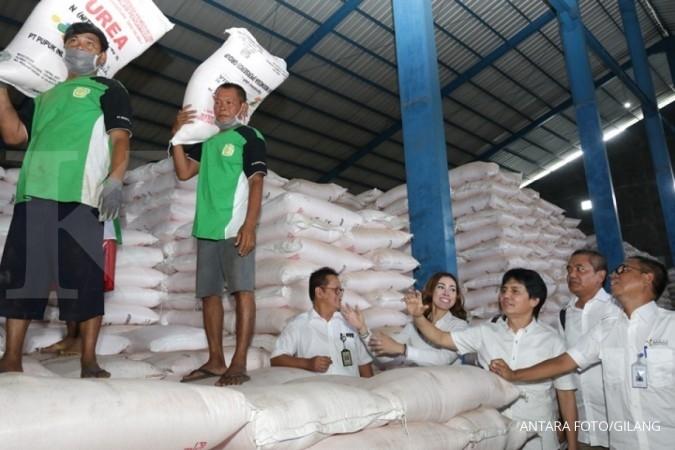 September, Pupuk Indonesia catat penjualan Rp 40T