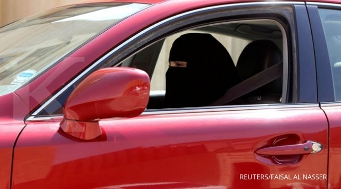 Wanita Saudi serbu paket wisata latihan mengemudi