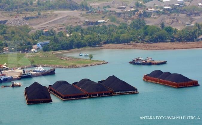 Realisasi target produksi batubara cuma 62%