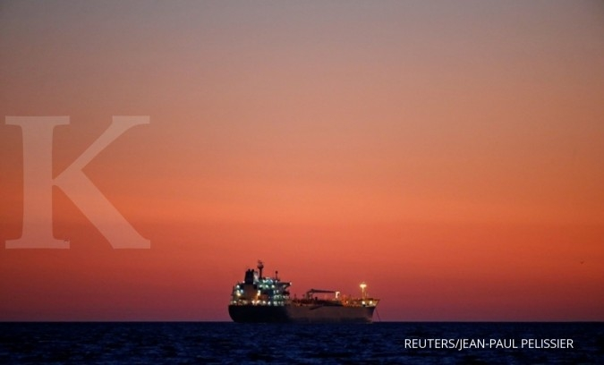 Harga minyak di level tertinggi tiga pekan