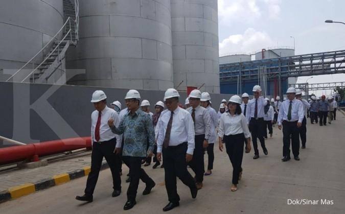 Atase perdagangan kunjungi pabrik Sinar Mas Agro