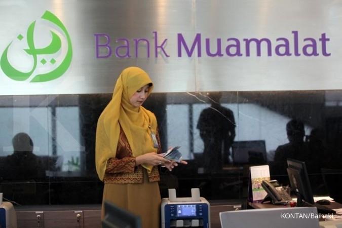 Bank Muamalat menjadi rebutan