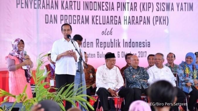 Infrastruktur Tanjung Selor terus dipacu