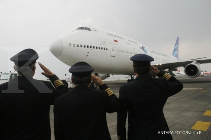 Menilik kontribusi Boeing 747-400 di penerbangan