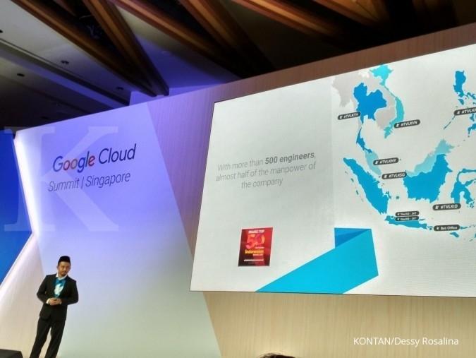 Google Cloud membidik pasar korporasi Indonesia