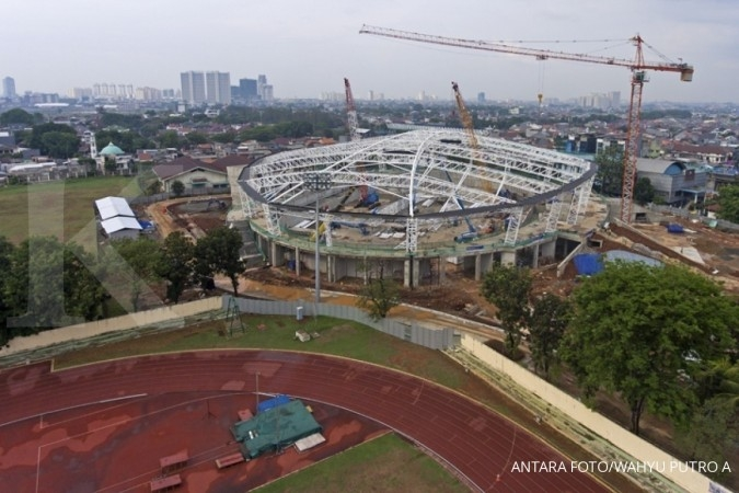 Sandiaga bahas Asian Games dengan Basuki