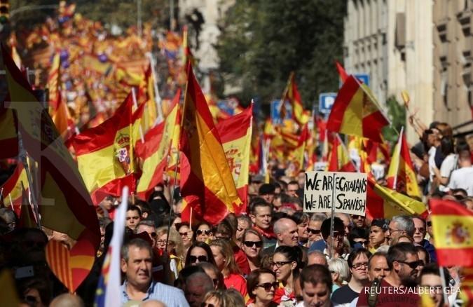 Inilah ultimatum Spanyol terhadap Catalonia