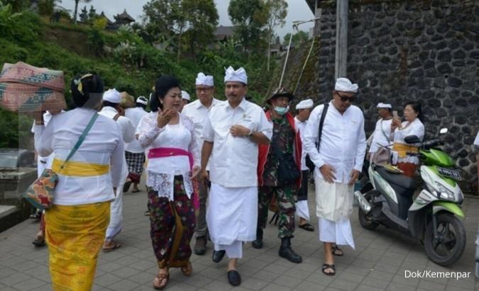 Promo diskon Kempar agar wisatawan tetap ke Bali