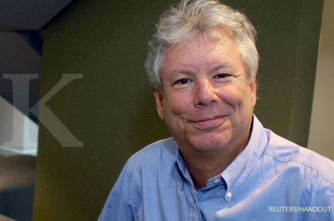 Inilah Richard Thaler, pemenang Nobel ekonomi 2017