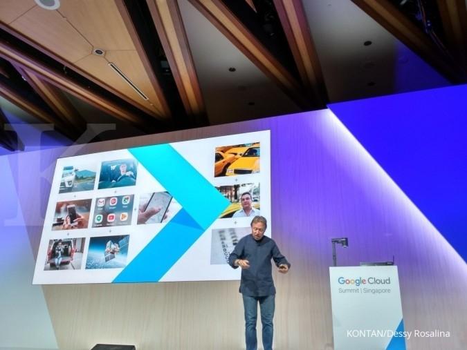 Setelah Android, cloud jadi bisnis andalan Google