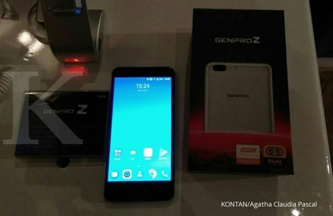 Genpro targetkan penjualan 100.000 smartphone