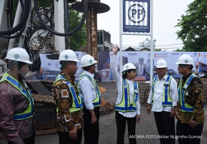 PTPP akan bangun megaproyek TOD Stasiun Manggarai