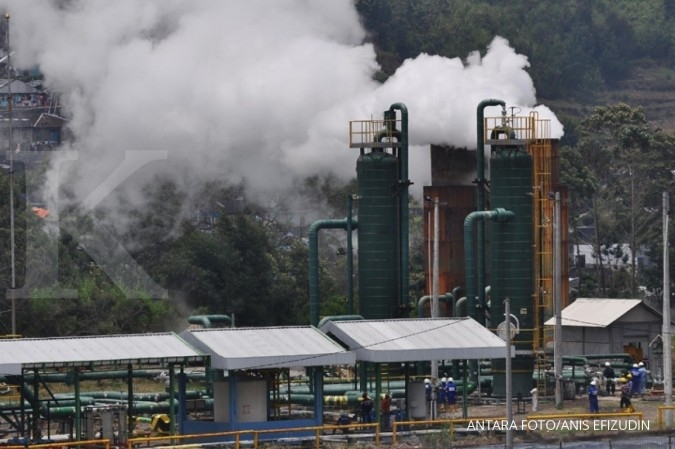ESDM tegaskan tak revisi proyek 35.000 MW