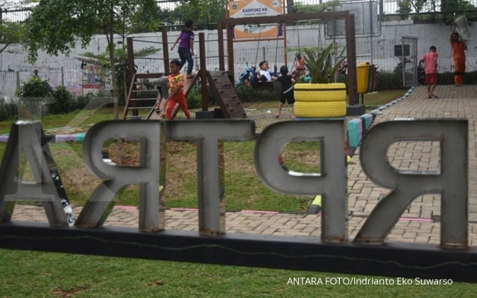 Wilmar ikut bangun RPTRA di DKI Jakarta